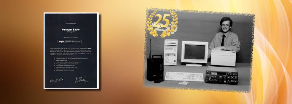 25 Jahre Bader Computer
